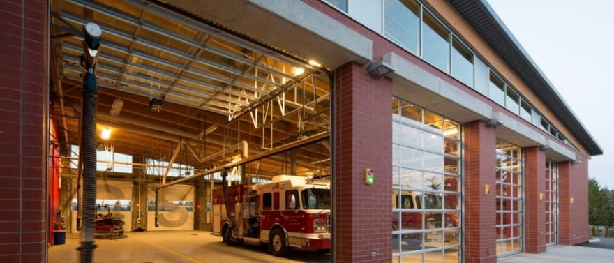 Central Saanich Fire Station #1