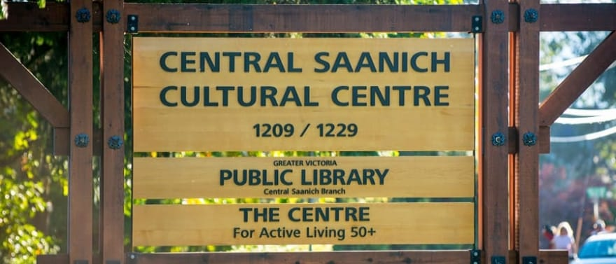 central saanich cultural centre