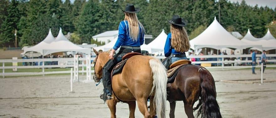 saanich horses